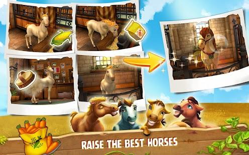 10 Horse Haven World Adventures App screenshot