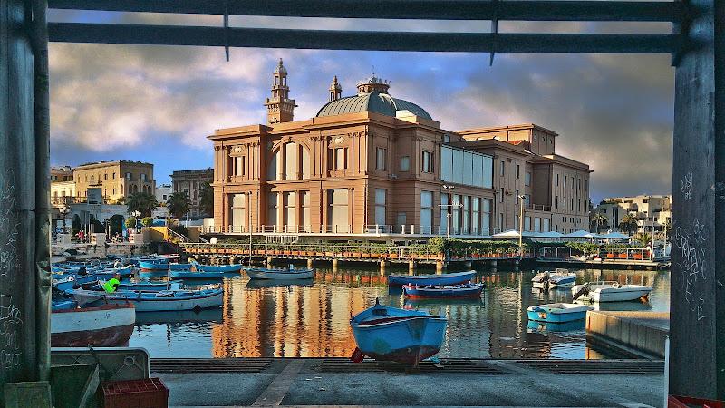 Teatro sul mare di Pinco_Pallino