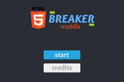 HTML5 Breaker