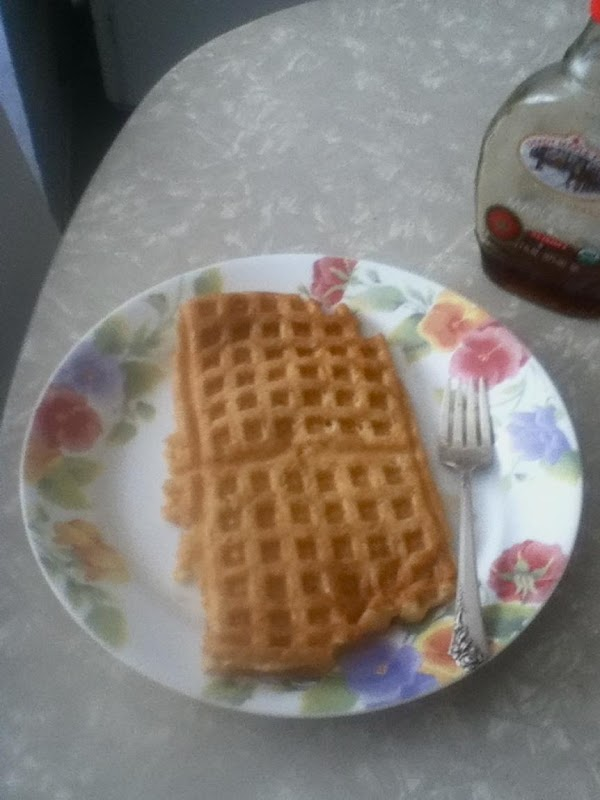 Overall, these are not meant to be a stiff or crisp waffle.  They...
