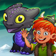 Idle Dragon Empire: tap vikings, train dragons [Mod] APK Free Download