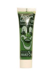 Smink i tub, grön