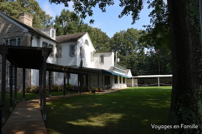 Main house Graceland