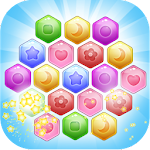 Hexic Mania-Hexagon Fit:10/10 Icon