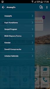SU ve SAĞLIK KONGRESİ 2017 screenshot 0