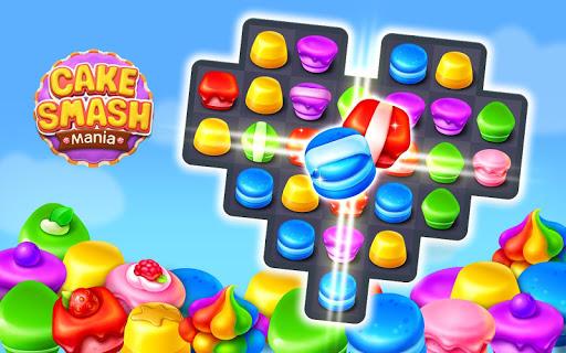 Cake Smash Mania - Swap and Match 3 Puzzle Game apkmr screenshots 15