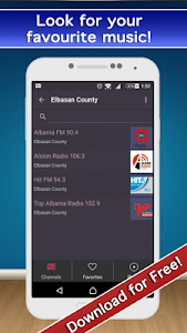 📻 Albania Radio FM & AM Live! screenshot 9