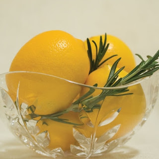 10 Minute Chicken in Meyer Lemon Rosemary Sauce
