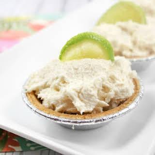 Margarita Cake Mix Mini Pies.