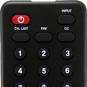 Remote Control For Daewoo TV