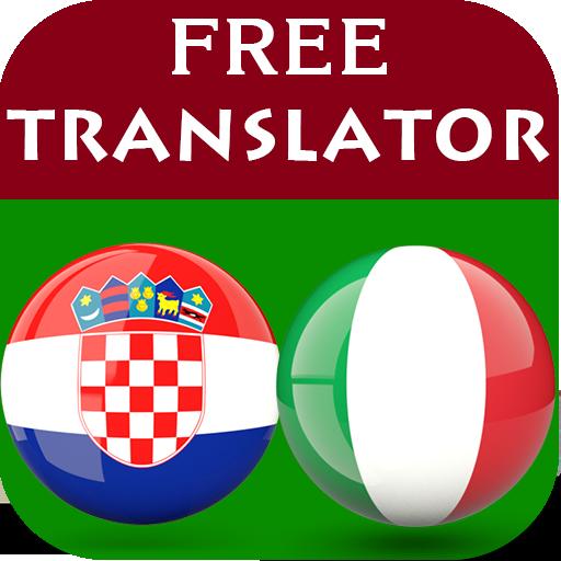 Android aplikacija Croatian Italian Translator
