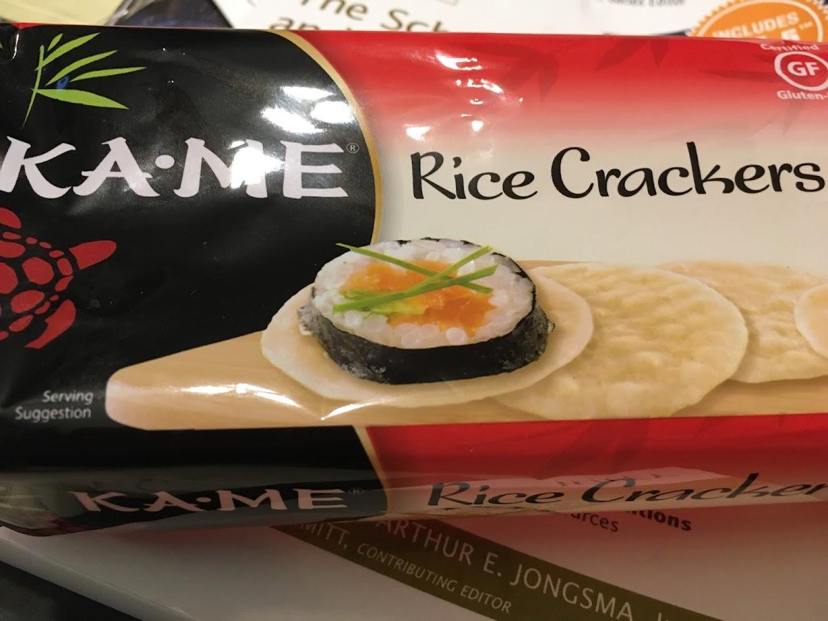 Rice Crackers Original