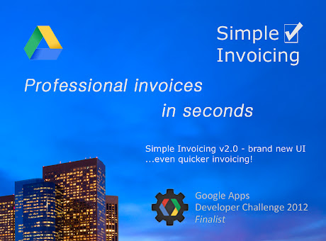 Simple Invoicing