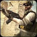Army Commando Survival Battlegrounds war shooting icon