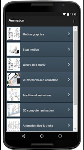 Animation 1.0 screenshots 2