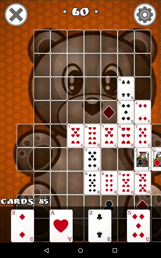 Shadow Solitaire FREE- screenshot