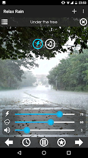 Relax Rain ~ Rain Sounds- screenshot thumbnail
