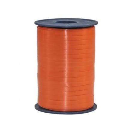 Ballongsnöre, orange 500 m x 5 mm