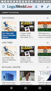 Legal Week Live- screenshot thumbnail