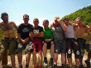 Photo: La bande de riders