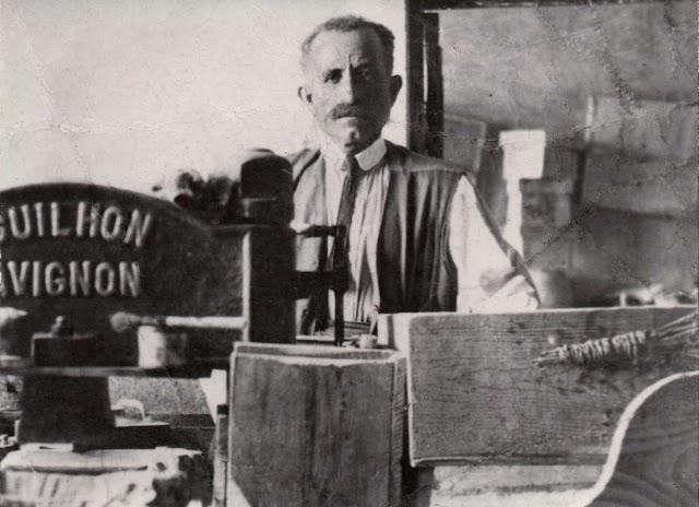 Asensio Díaz Solano, uno de los dueños de La Cartagenera (Foto: Archivo de la familia Díaz).
