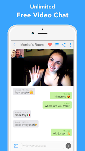 B-Messenger Video Chat screenshot 6