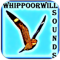 Whippoorwill sons de pássaros icon