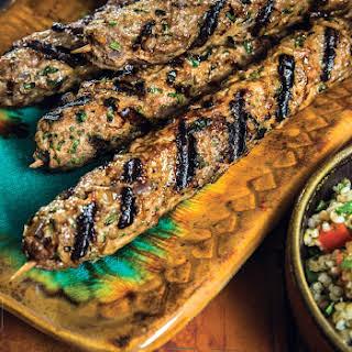 Lebanese Style Kabobs.