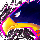 Fumikage Tokoyami Hot HD Anime New Tabs Theme