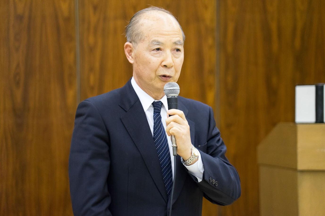 公益財団法人 日本特産農産物協会・髙橋徳一 理事長