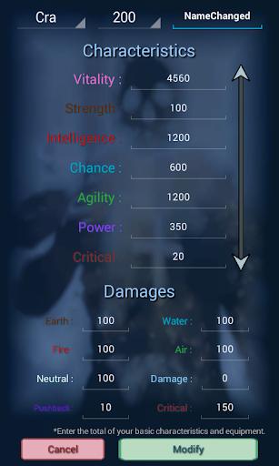 Calculator Dofus Touch  screenshots 3