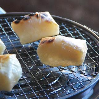 Mitarashi Dango.