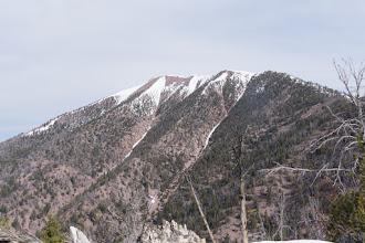 Photo: Bear Mountain from the ridge to Peak 10,112