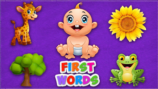 First Words For Baby 1.0 screenshots 6