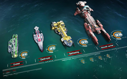 Download Battle Warship: Naval Empire MOD APK 4