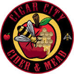 Logo of Cigar City Cider Mead The Vicente