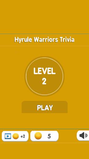 玩免費益智APP|下載Hyrule Warriors Quiz app不用錢|硬是要APP