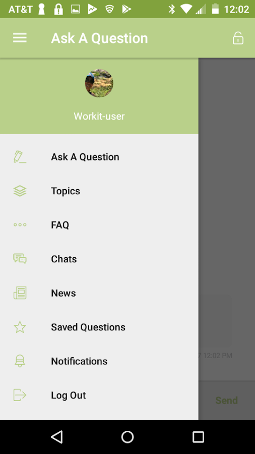 WorkIt- screenshot