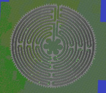 Labyrinth for Minecraft PE - náhled