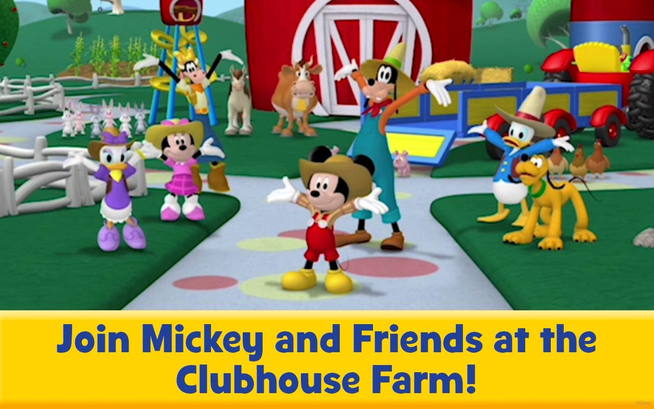 Mickey & Donald Farm Appisodes- screenshot