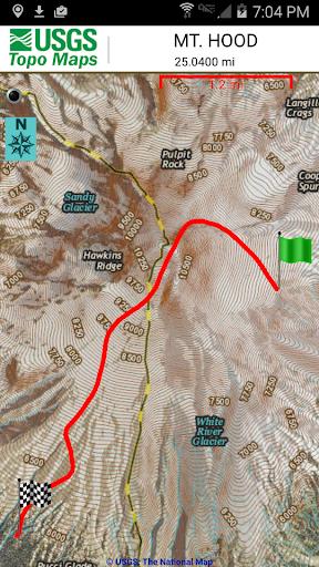 Polaris Navigation GPS screenshot 9