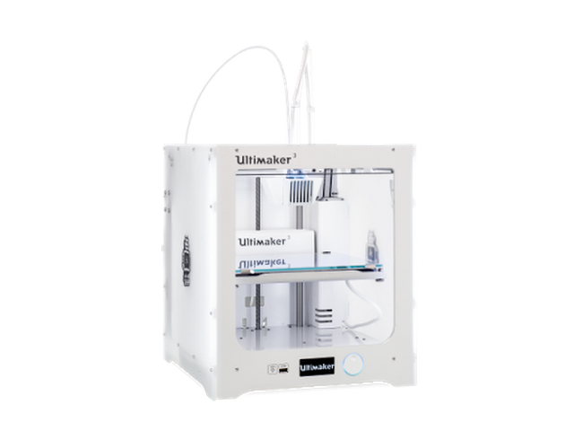 Refurbished Ultimaker 3 3D Printer Fully Assembled *A Stock*