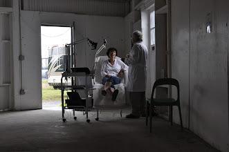Photo: Alex Melamid's therapy at (Art)Amalgamated