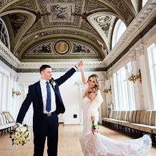 Wedding photographer Katya Komissarova (Katy). Photo of 01.02.2018