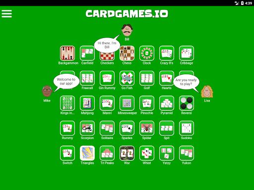 CardGames.io apktram screenshots 9