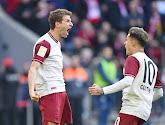 Le Bayern privé d'un cadre pour la reprise, et jusqu'à la fin de saison?