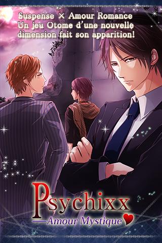 Télécharger Gratuit PsychiXX Mystic Love :Otome games otaku dating sim mod apk screenshots 1