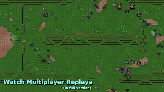 Rusted Warfare apk screenshot