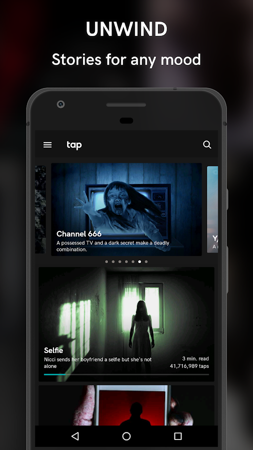 Tap - Chat Stories by Wattpad - Android Apps on Google Play