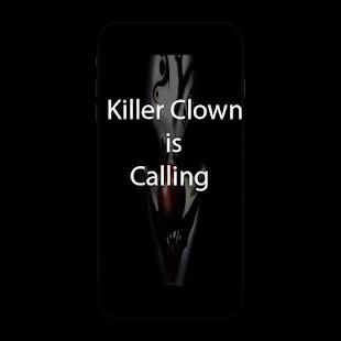 Killer Clown Video call Prank - náhled